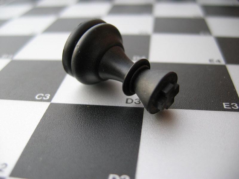 chess_black-and-white